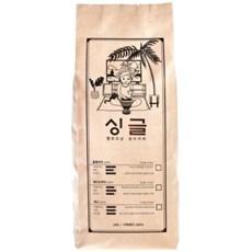 헬로모닝 커피원두 싱글 에티오피아 예가체프 홀빈 1kg