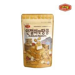 [머거본] 인절미맛 땅콩 180g