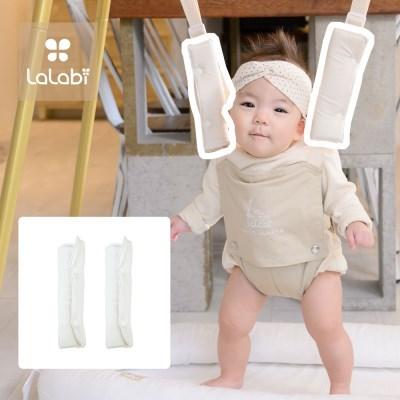 라라비 폼 끈커버 2P 점퍼루 아기그네용 침받이 피부보호 커버