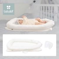 라라비 보트침대 가드 범퍼 신생아 침대 휴대용 낮잠이불 바운서