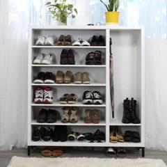 신발이 어딨더라 신발장 겸 수납장 6단 1200