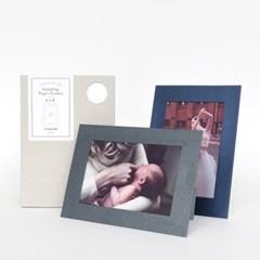 스탠딩 페이퍼프레임 - 4x6 스타라이크 10매 (종이액자)