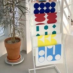 Color Fest Art Fabric (10 colors)