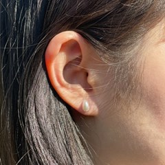 [단독1+1]BS2116 물방울 진주 귀걸이