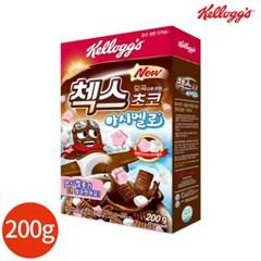농심 켈로그 첵스 초코 마시멜로 200g x 1개