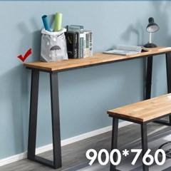 차 한잔의 여유 원목 테이블 900x760