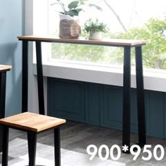 차 한잔의 여유 원목 테이블 900x950