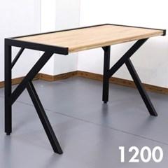 차 한잔의 여유 참죽 원목 테이블 1200
