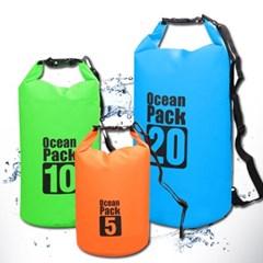 아쿠아 드라이백 물놀이 방수 가방 워터 백