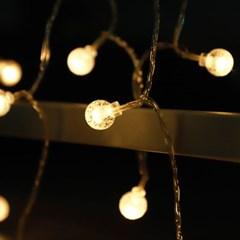 LED 투명 앵두 전구