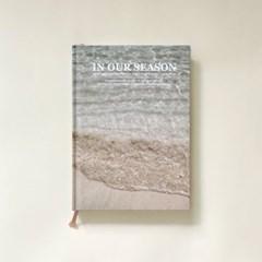 season notebook-Jeju Edition, Hamdeok Beach (diary)