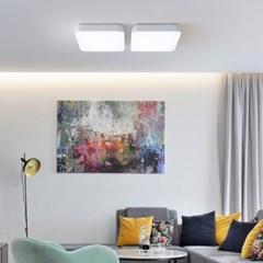 LED 카운트 거실등 120W
