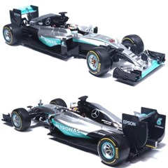 1:18 F1 포뮬러 메르세데스 하이브리드/레이싱모형
