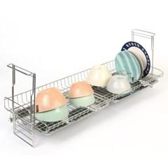 씽크선반1단 컵정리대 싱크대정리 부착식식기건조대 주방 설거지