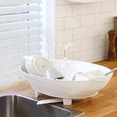 설거지통 싱크대그릇 식기건조대 물빠짐 컵 설겆이선반 수저통