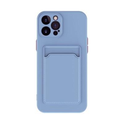 하푼 갤럭시S21 베이직 컬러 카드 슬롯 풀커버 케이스