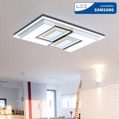 LED 스키드 거실등 250W