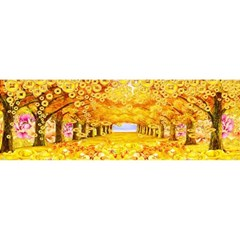 황금나무 2 (패브릭) 보석십자수 64x191