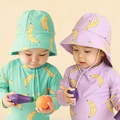 바나나 친구들 유아 썬블럭햇(M,L) 204401