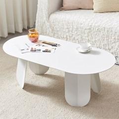 클래스가 다른 스틸 로엠 거실 테이블