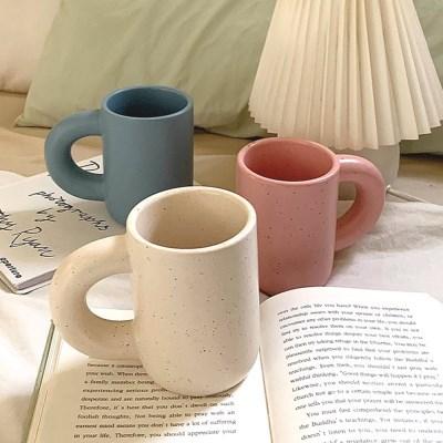 도트 라운드 머그컵 (3colors)