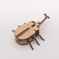 [DIY 장수풍뎅이 만들기] 엄마표 집콕놀이 취미 키트
