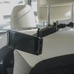 벤딕트 차량용 헤드레스트 태블릿 스마트폰 거치대