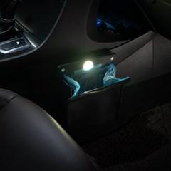 벤딕트 차량용 LED 쓰레기통