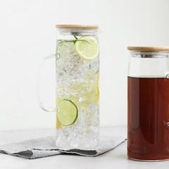 [탐] 탐투 내열유리 물병 저그 1.2L