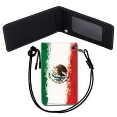 멕시코 국기 목걸이카드지갑 카드목걸이