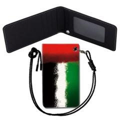 아랍에미리트 국기 목걸이카드지갑 카드목걸이