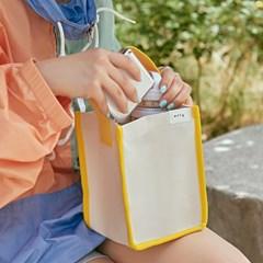 포켓 산책 데일리 가방 (Yellow Color)