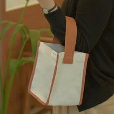 포켓 산책 데일리 가방 (Brown Color)