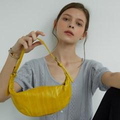Croissant bag (크루아상 백) Yellow