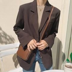 여성 자켓 재킷 퀄팅 캐주얼 아우터 모하크 셋업 싱글