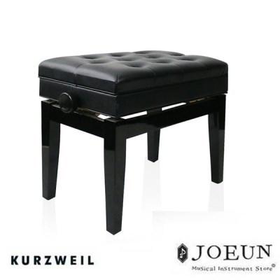 [영창뮤직] 피아노 전용 고급 높낮이 의자(블랙)