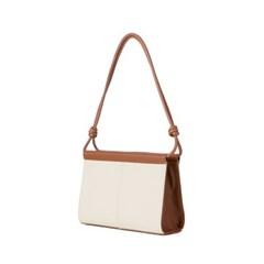 Center bag (Canvers Brown) - S008CVBR