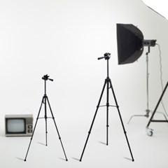 핸드폰 삼각대 방송용 카메라 거치대 140cm 170cm