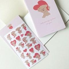 [스페티벌] 네고메 스몰 데코 스티커