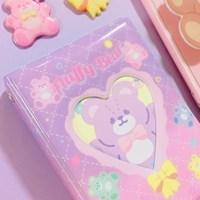 Fluffy Bear 콜렉트북