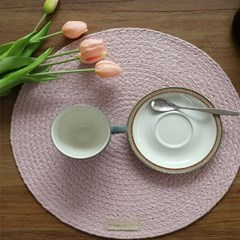 천연황마매트 핑크
