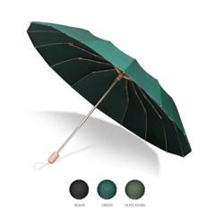 크로반 튼튼한 3단 우산 KR16 Venice