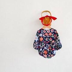 꽃밭드로잉바디슈트