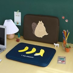 아이코닉 메리 노트북 파우치 15인치