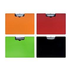 [블루마토] 가로형 커버 레포트 화일(RFS005) 색상랜덤