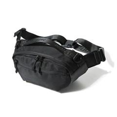 FLAWLESS WAIST BAG / BLACK