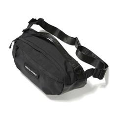 SECURITY WAIST BAG / BLACK