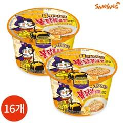삼양 4가지 치즈 불닭볶음면 컵 110g x 16개