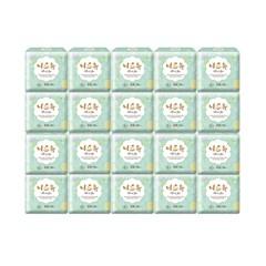 니드유 슈퍼울트라 중형 생리대 유해물질5無 (10개입x20팩)