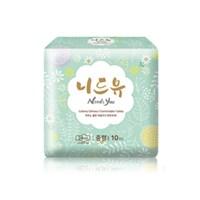 니드유 슈퍼울트라 중형 생리대 유해물질5無 (10개입x1팩)